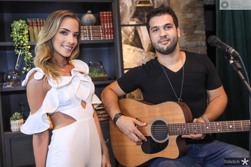 Geovana Bezerra e Guilherme Albuquerque