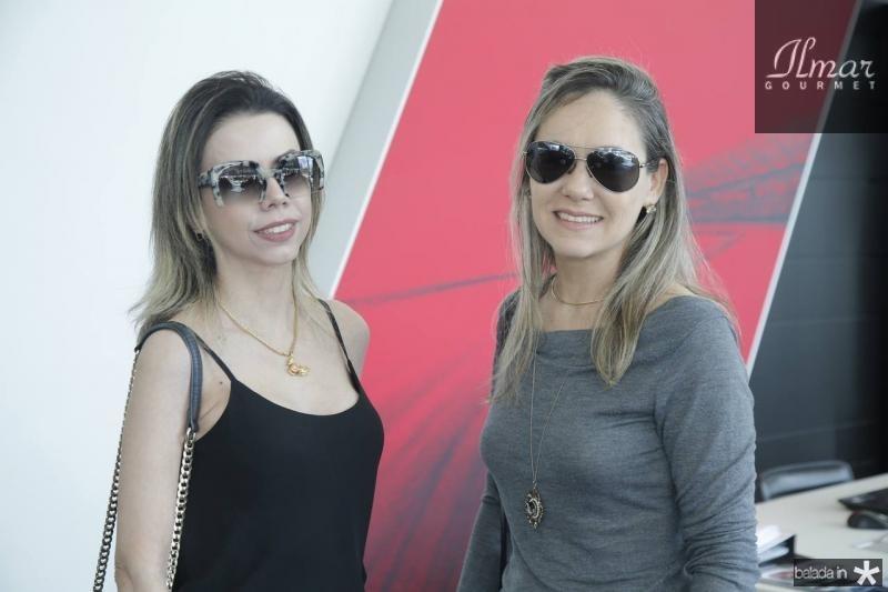 Karoline Fernandes e Erika Lima 2