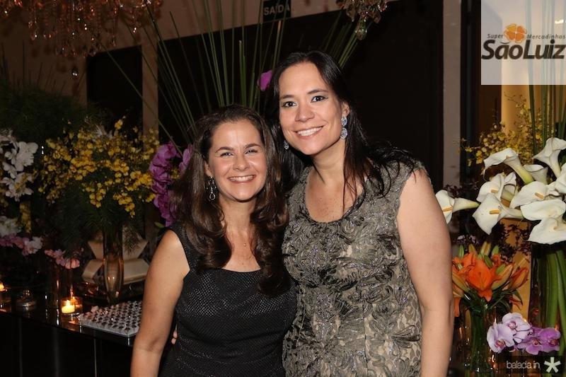 Lea Campos e Andrea Campos Costa