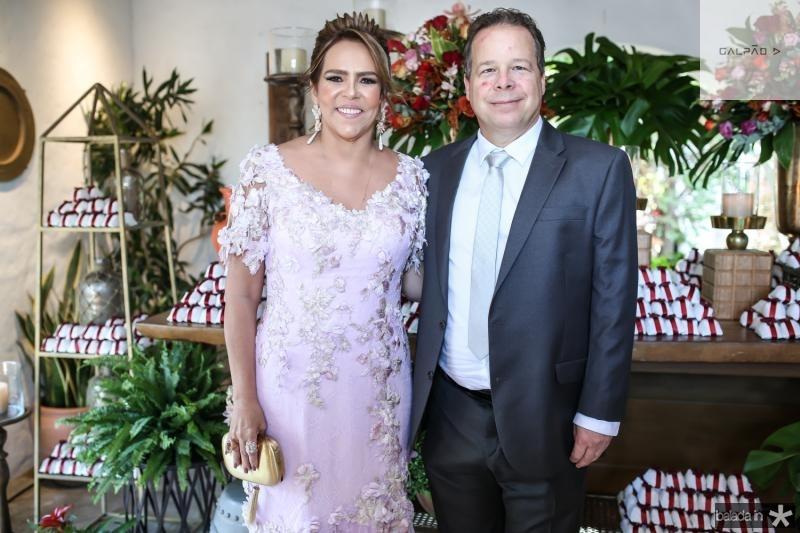 Ailza e Francisco Ventura