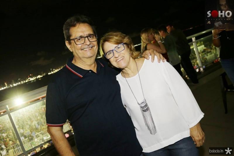 Cesar e Silvia Pinheiro