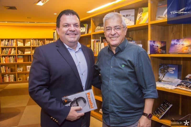 Fernando Ferrer e Paulo Cesar Noroes