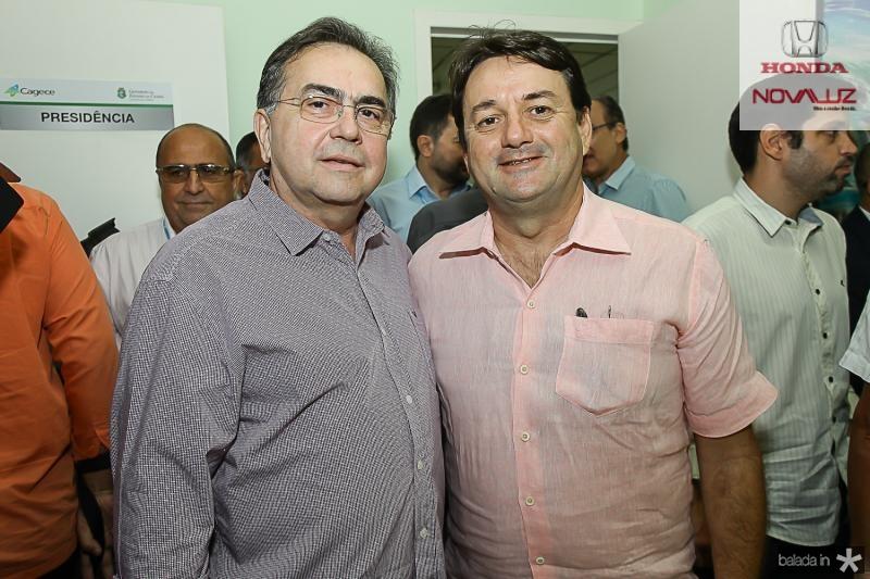 Leonidas Cristino e Benigno Junior