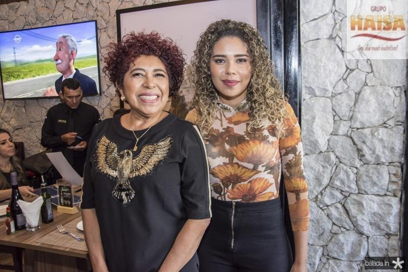 Selma e Thais Pereira