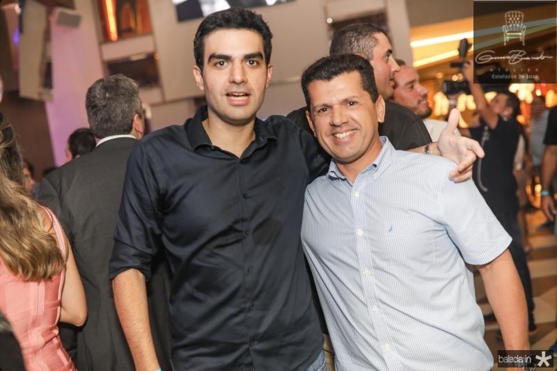 Rodrigo Nogueira e Erick Vasconcelos
