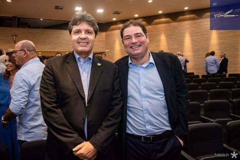 Marcos Oliveira e Roberto Ramos