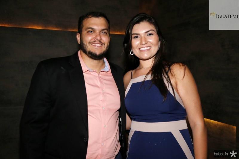 Tercio e Ruth Oliveira