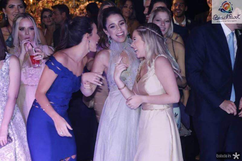 Beatriz Ramalho, Marcella Cidrao e Maria Laura 1