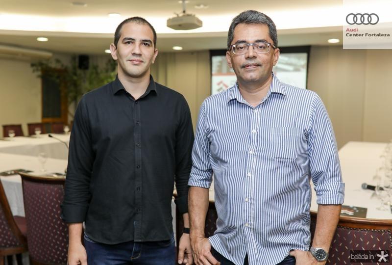Leonardo Teixeira e Flavio Barroso