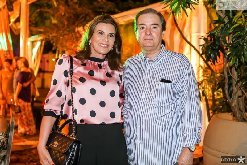 Sandra Pinheiro e Fabio Rocha