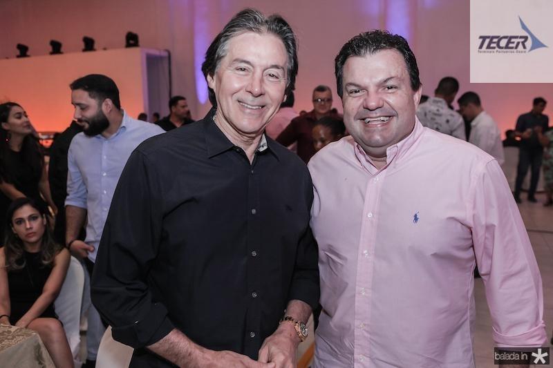 Eunicio Oliveira e Fernando Ferrer