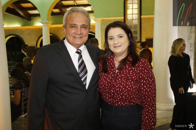 Marcilio e Claudia Gomes