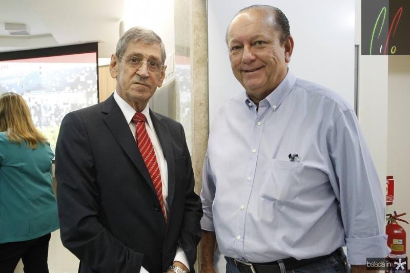 Orlando Kerpen e Rafael Leal