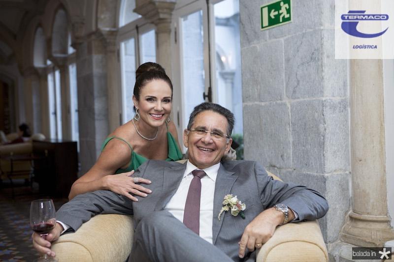 Beatrice e Paulo Ary