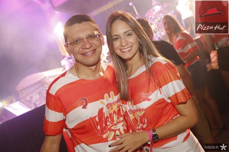 Renata Lima e Luana Felipe