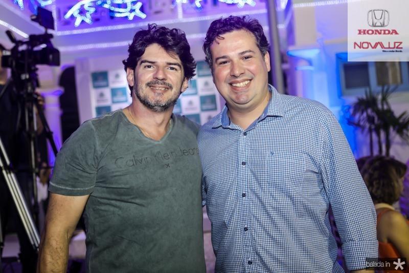 Fabio Fernandes e Samuel Dias