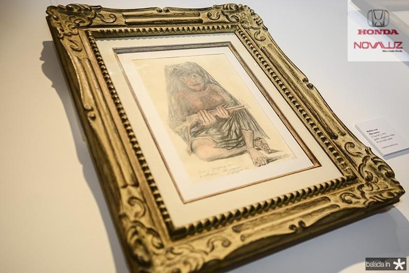 Exposiçao Obras Portinari (