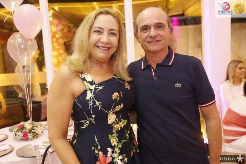 Mercia e Jaime de Paula Pessoa