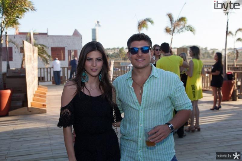 Marissa Oliveira e Joao Felipe Levy