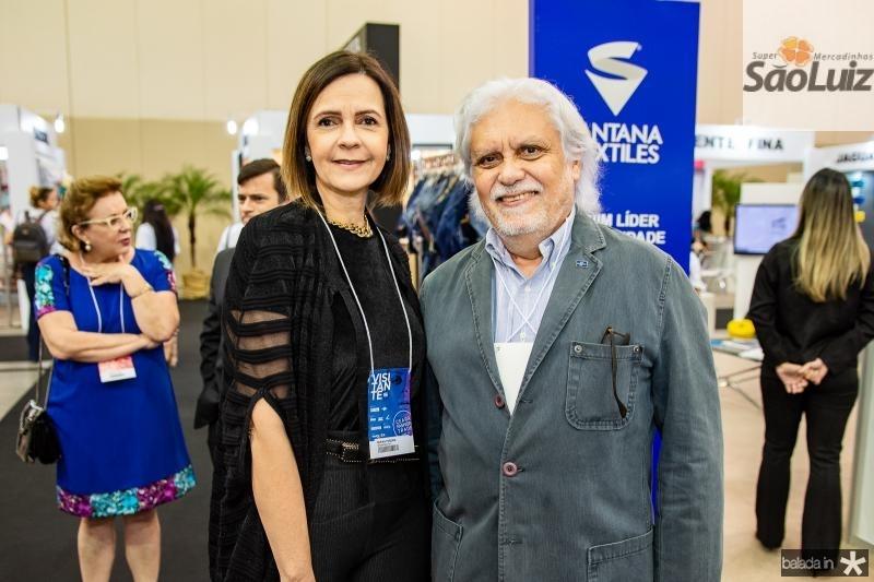 Mirian Pereira e Joaquim Cartaxo