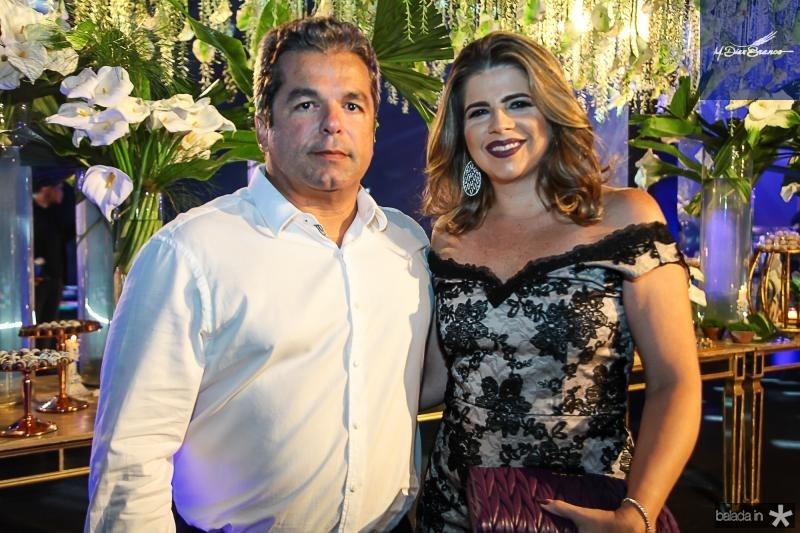 Axel e Daniela Meira