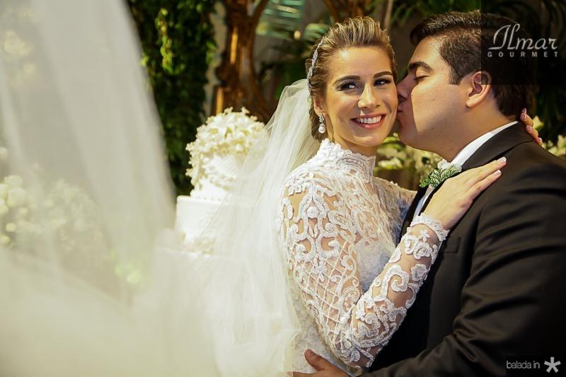 Ticiana Pimentel e Paulo Maciel