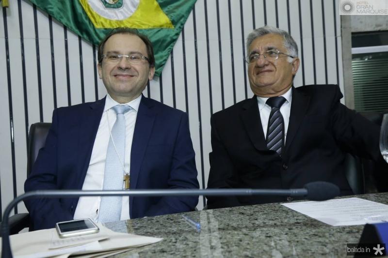 Carlos Matos e Sergio Benevides