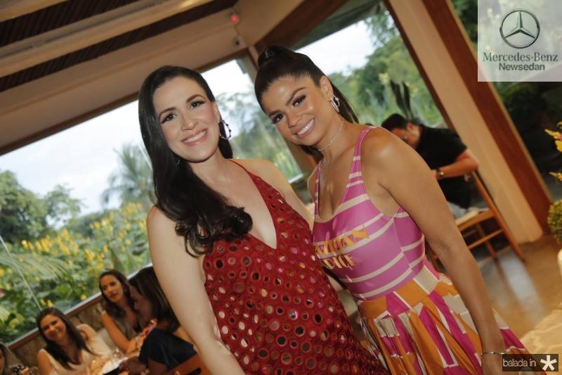 Juliana Botelho e Isabelle Timoteo 1