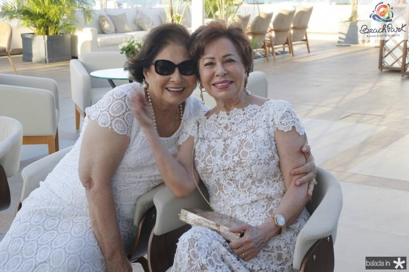 Auridea Guaberto e Tania Aubuquerque