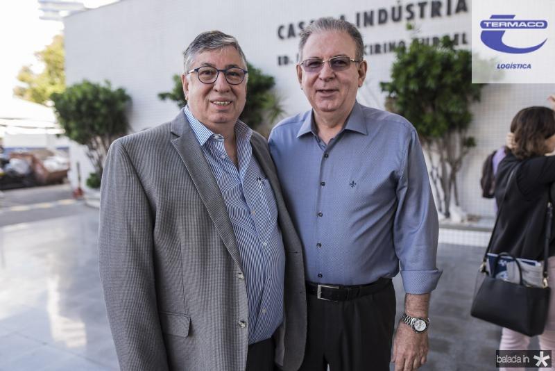 Maia Juniro e Ricardo Cavalcante