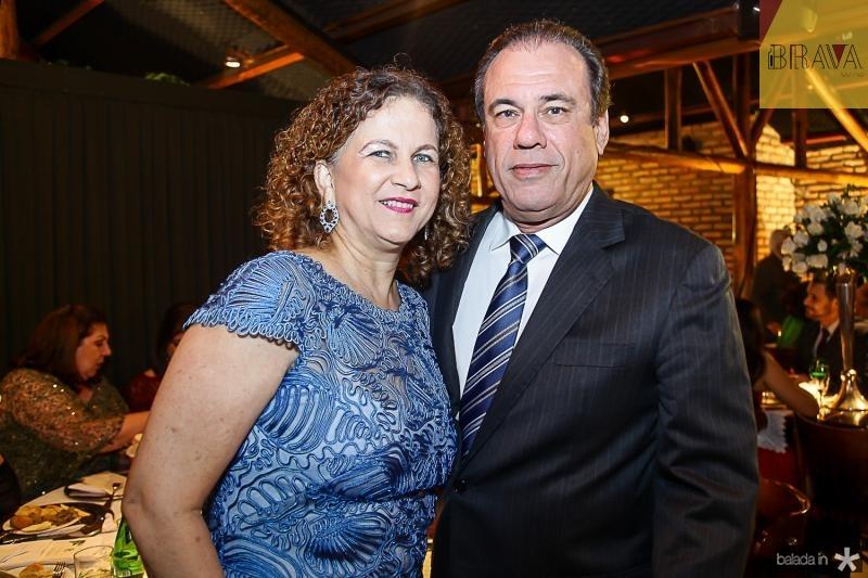 Sandra e Claudio Barsil