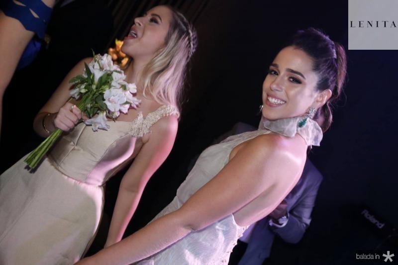 Maria Laura e Marcella Cidrao