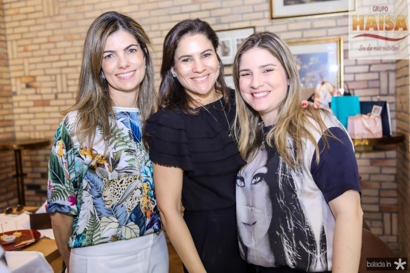Ines Castro, Luciana Borges e Maria Clara D´allolio