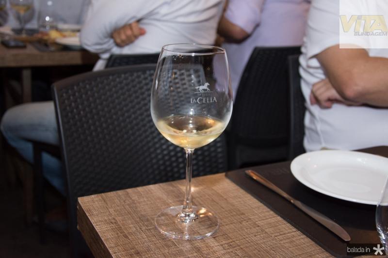 Degustacao na Brava Wine (