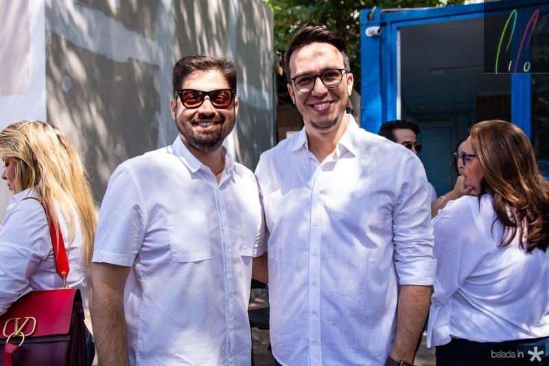 Elias Petrucio e Felipe Costa