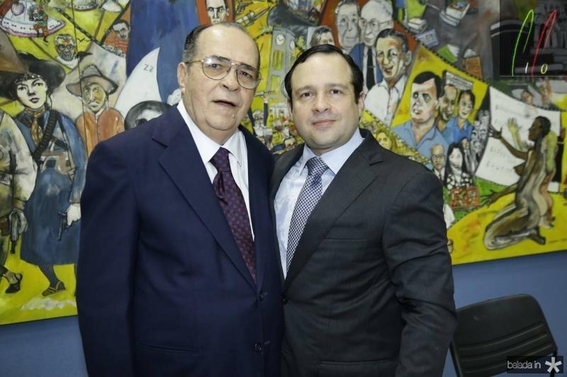 Regis e Igor Queiroz Barroso