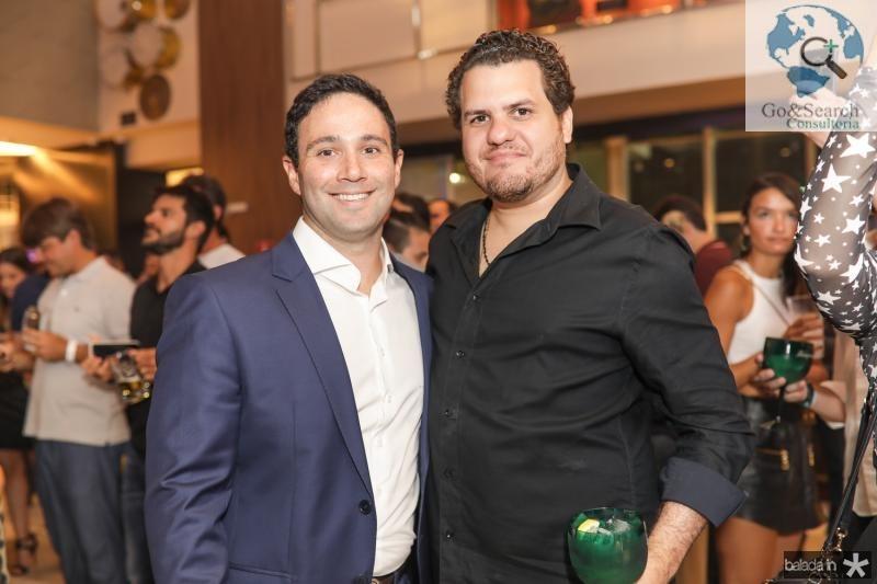 Tiago Asfor e Humberto Fontenele