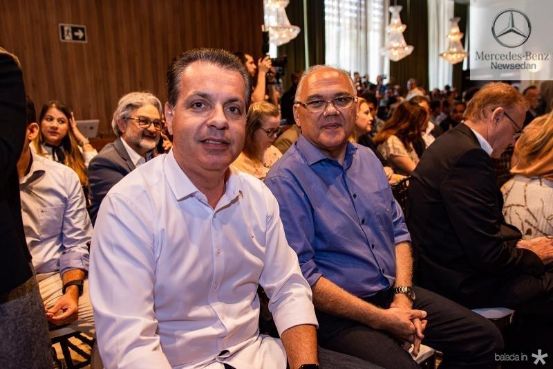 Leonardo Dalolio e Ricardo Pontes