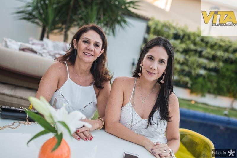 Marcia Barros e Daniela Castro Branco