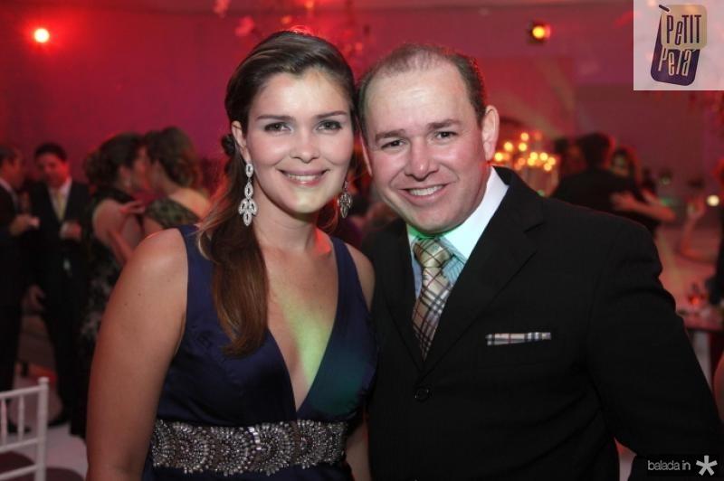 Carol e Ricardo Bezerra