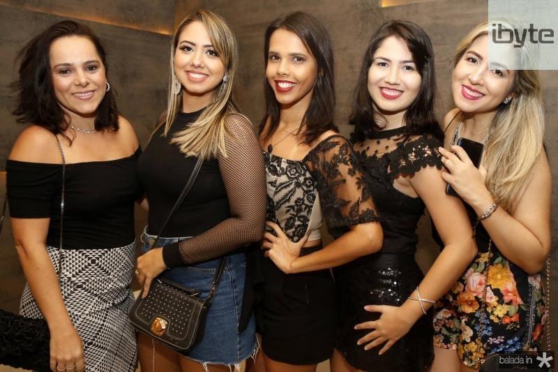 Selma Leoncio, Natasha Mesquita, Carol Muller, Pamela e Eliene Oliveira 1