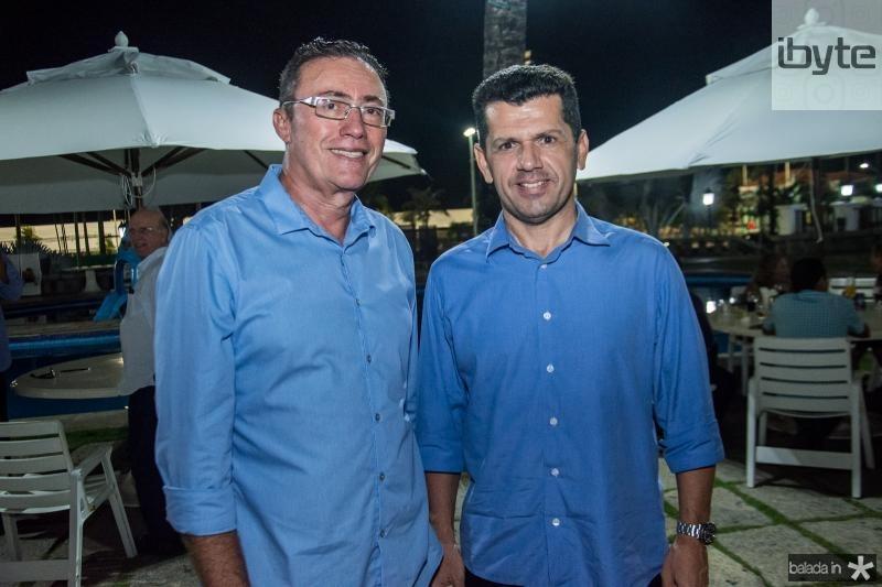 Darlan Leite e Erick Vasconcelos