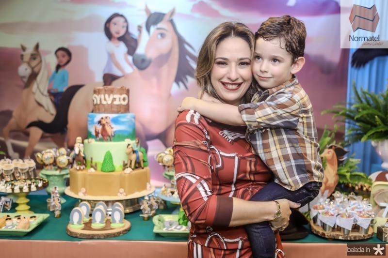 Silvinha e Sylvio Leal