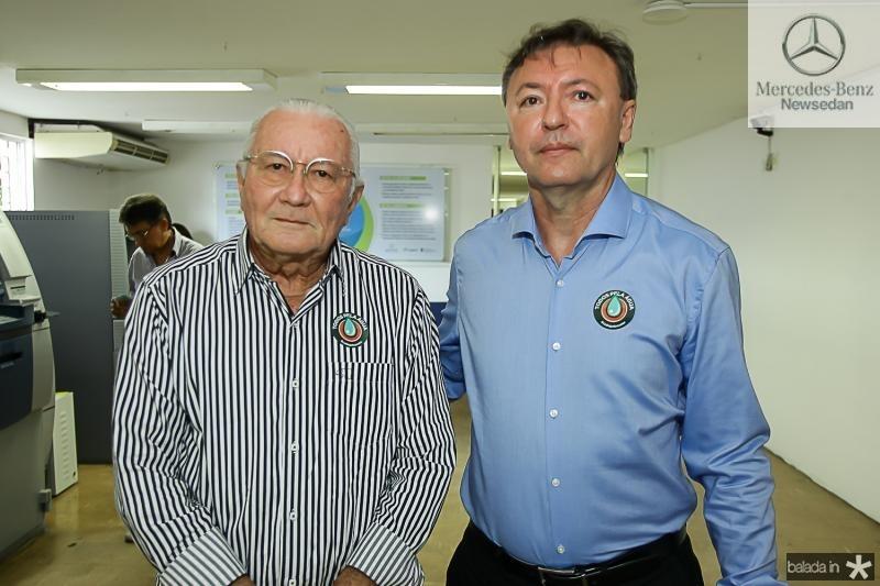 Chico Barreto e Mauricio Filizola