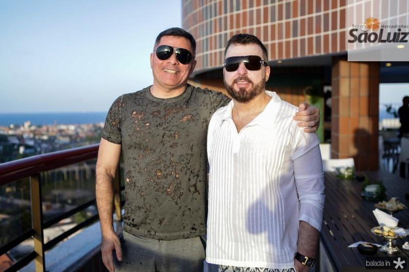 Luciano Vidal e Cesar Martins