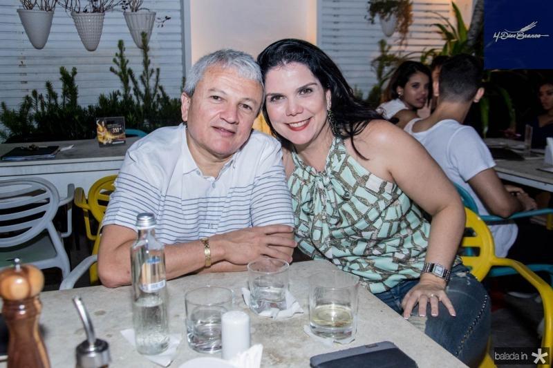 Jose e Cyntia Leite