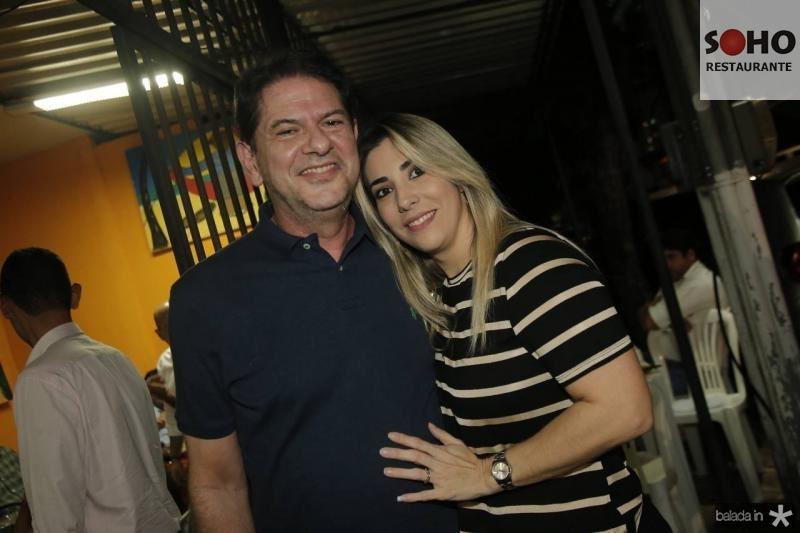 Cid e Maria Celia Ferreira Gomes