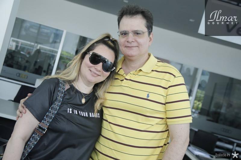 Soraya e Walter Pinheiro