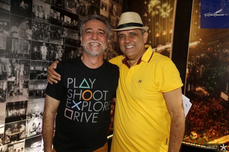 Mauro Costa e Andre Vercosa