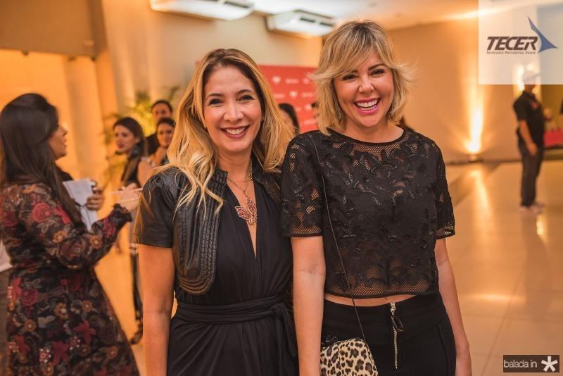 Dani Holanda e Patricia Dias